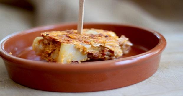 Tortilla Española Recipe