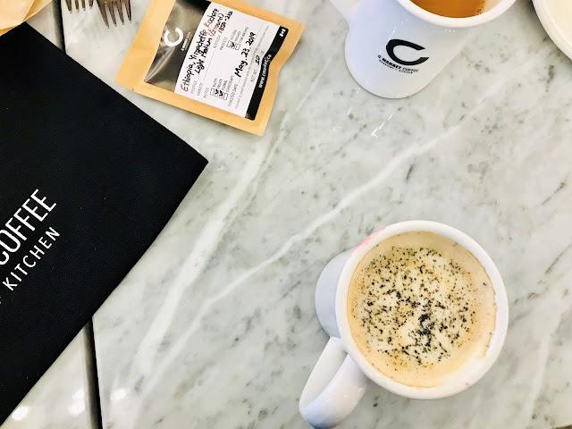 Cmarketcoffeeandroastery, CoquitlamBC, specialtycoffee, saltandpeppermocha, metrovancouvercoffee