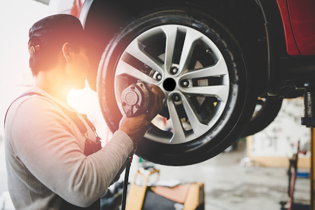 How to Maintain Your Car Tyres?