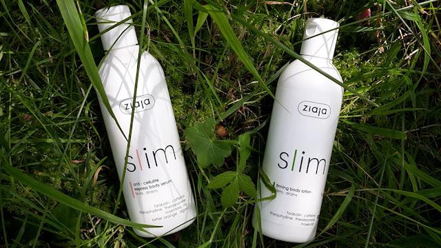 Ziaja: rad Ziaja Slim a expresné sérum proti celulitíde