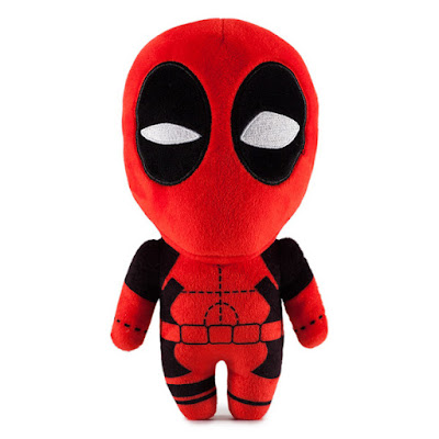 Deadpool Marvel Phunny Plush Figure by Kidrobot