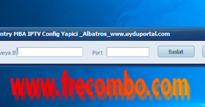 Sentry MBA IPTV Config Yapici Albatros
