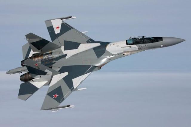 Έτοιμη η Ρωσία να πουλήσει τα μαχητικά SU-35 στην Τουρκία