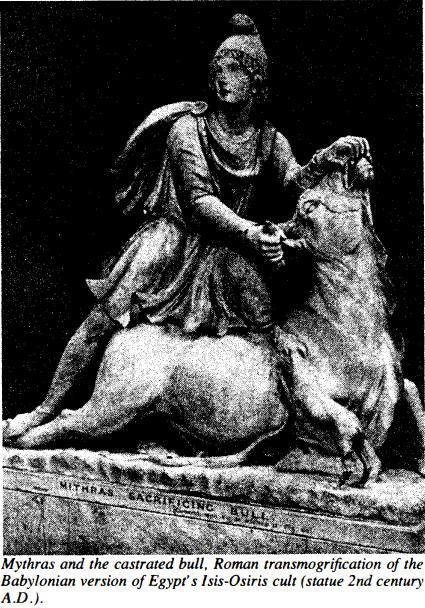 freemasonry cults Babylon Greece Rome Venice gnosis homosexuality castration matriarchy impotence