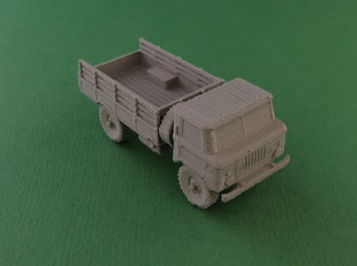 GAZ 66 Truck picture 5