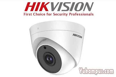 setting ip camera hikvision
