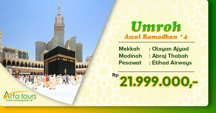 Umroh Ramadhan 2020