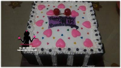 Kue Tart Ulang Tahun Surabaya