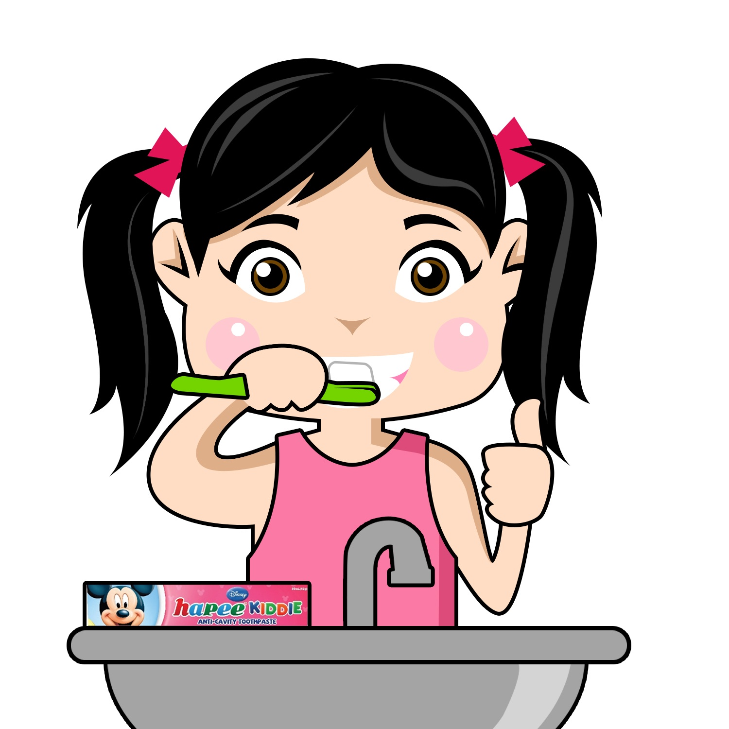 Promoting Good Habits Pictures For Kids