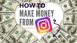 5 ways to earn money from Instagram,How to earn money from Instagram,