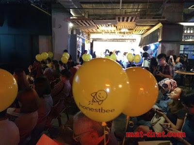 Honestbee Malaysia Pelancaran