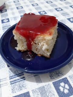 receita bolo de uva bolo com calda de uva niagara dicas da tia