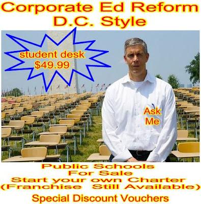 Image result for big education ape duncan money charter