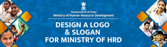 Design a Logo and Slogan for MHRD, MyGov Logo Design Contest, Slogan Design Contest, MyGov Contest 2019, MyGov Contest for MHRD, MHRD Contest.