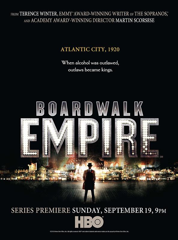 Assistir Série Boardwalk Empire Online Legendado