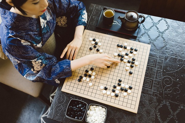 Igo, Sebuah Permainan Tradisional Catur Jepang;Igo adalah Catur Jepang;