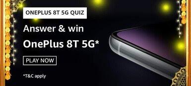 Amazon OnePlus 8T 5G Quiz