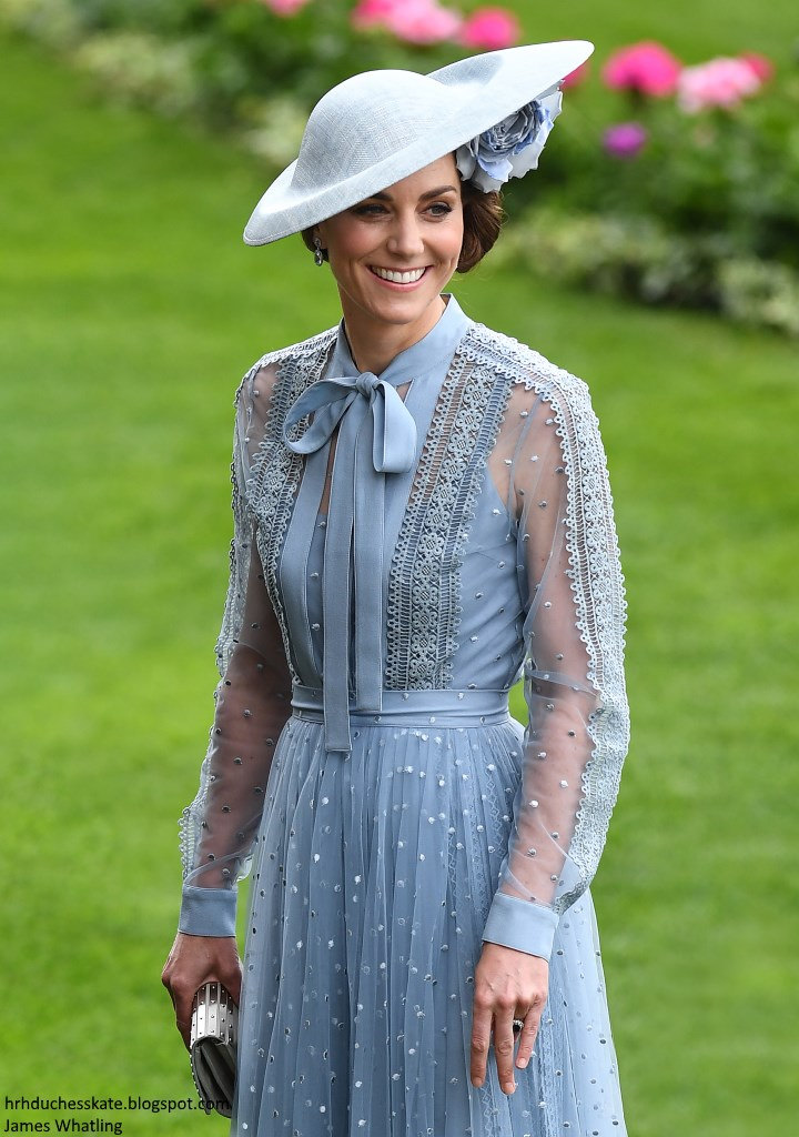 12176d3d Royal Ascot kicked off in style today with a host of royals including the  Duke and Duchess of Cambridge present.