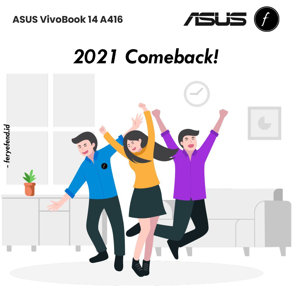 2021 Comeback!