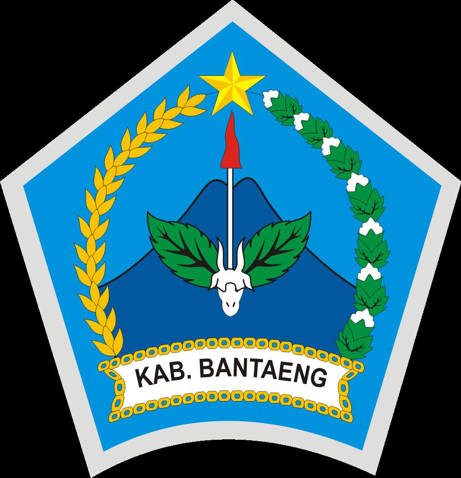 Logo Kabupaten Bantaeng Kumpulan Logo Lambang Indonesia