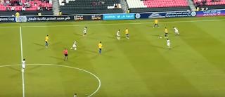 الإسماعيلى، الجزيرة الإماراتى ، بطولة كأس محمد السادس