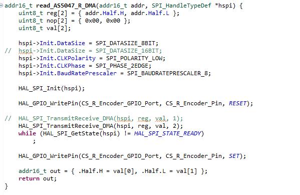 Shts!: STM32のSPI+DMAで詰まった話(HAL使用・STM32F413)