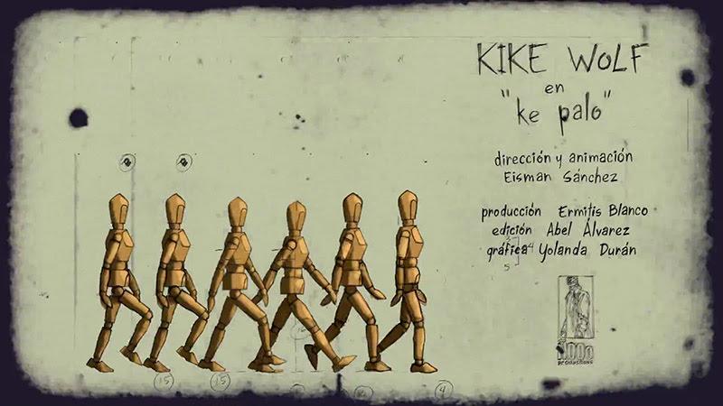 Kike Wolf - ¨Ke Palo¨ - Videoclip / Dibujo Animado - Dirección: Eisman Sánchez. Portal Del Vídeo Clip Cubano