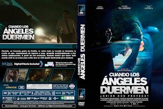 CARATULACUANDO LOS ANGELES DUERMEN - 2018