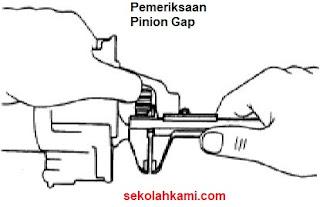 pemeriksaan motor starter