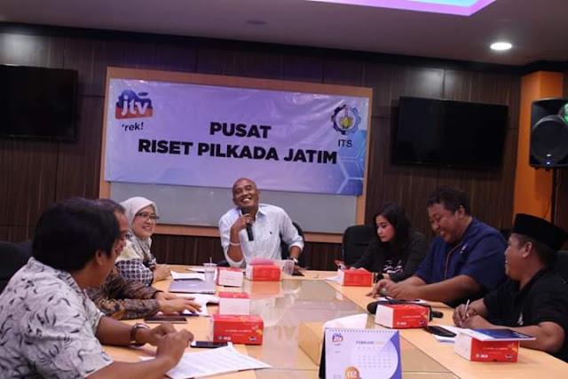 Figur Parpol, Non-Parpol Bersaing Ketat di Pilwali Surabaya
