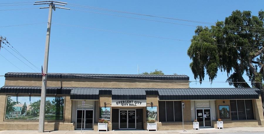 City Hall en Crescent City