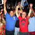 Brandão faz grande caminhada e carreata para inaugurar o Comitê de Josias e Paulo Câmara