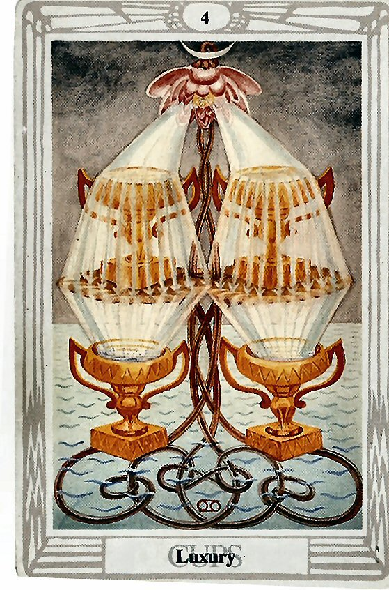 Diary Of A Persecuted Occultist: Tarot Consecration Ritual