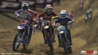 TRACKS CHAMPIONSHIP  MXGP2 - The Official Motocross Videogame vs  Mx Vs ATV reflex