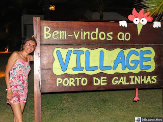 Hotel Village - Porto de Galinhas - Pernambuco