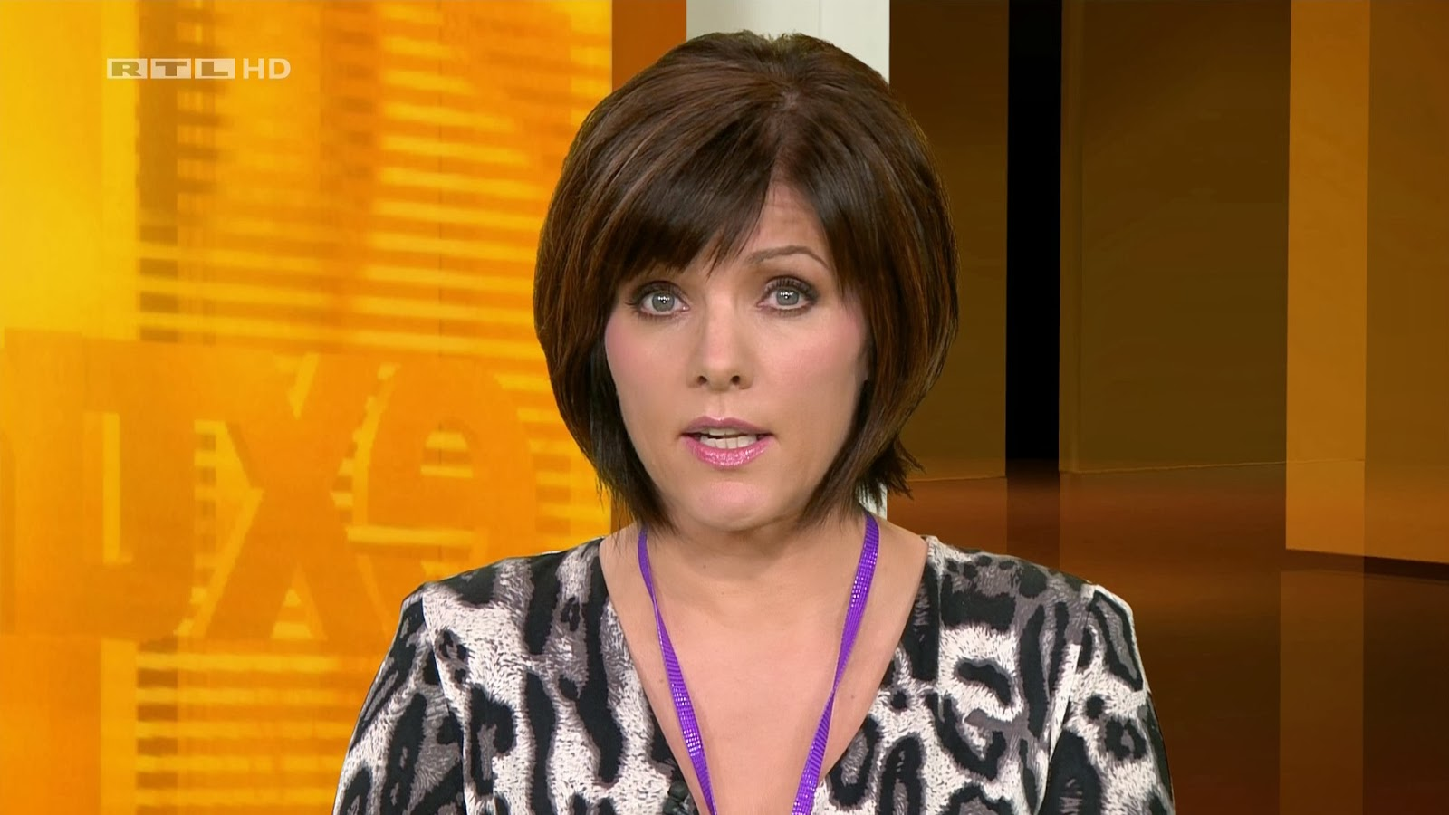 Birgit Schrowange TV Moderatorin: Die junge Liebe von