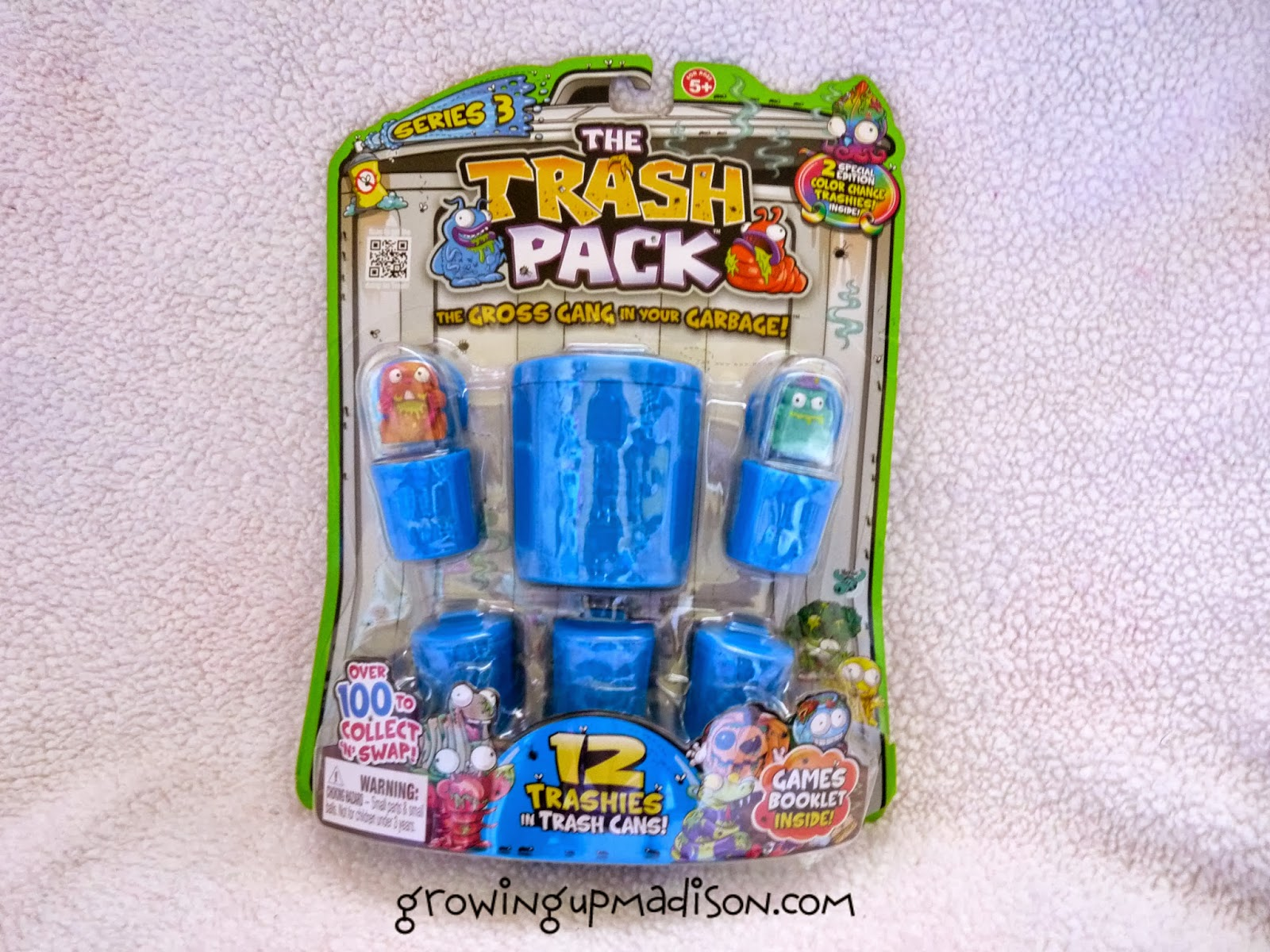 trash pack series 3 meet the trashies