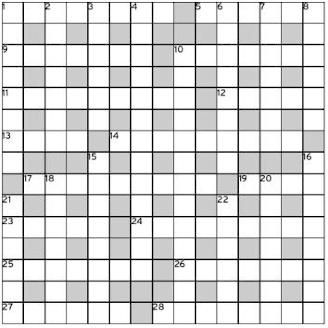 THC Blank Grid 9351 Gridman
