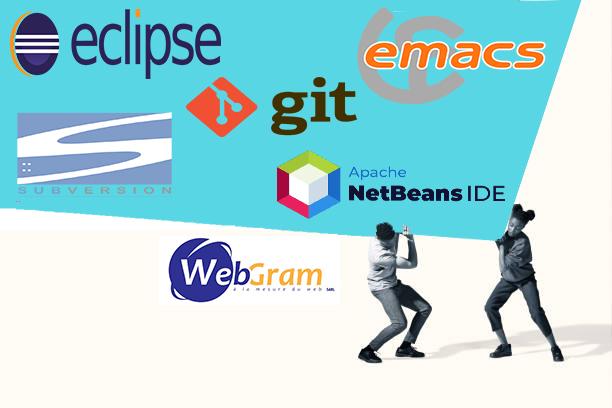 WEBGRAM, entreprise informatique basée à Dakar-Sénégal, leader en Afrique, ingénierie logicielle, développement de logiciels, systèmes informatiques, systèmes d'informations, développement d'applications web et mobile, Le classement des 5 outils open source populaires par WEBGRAM