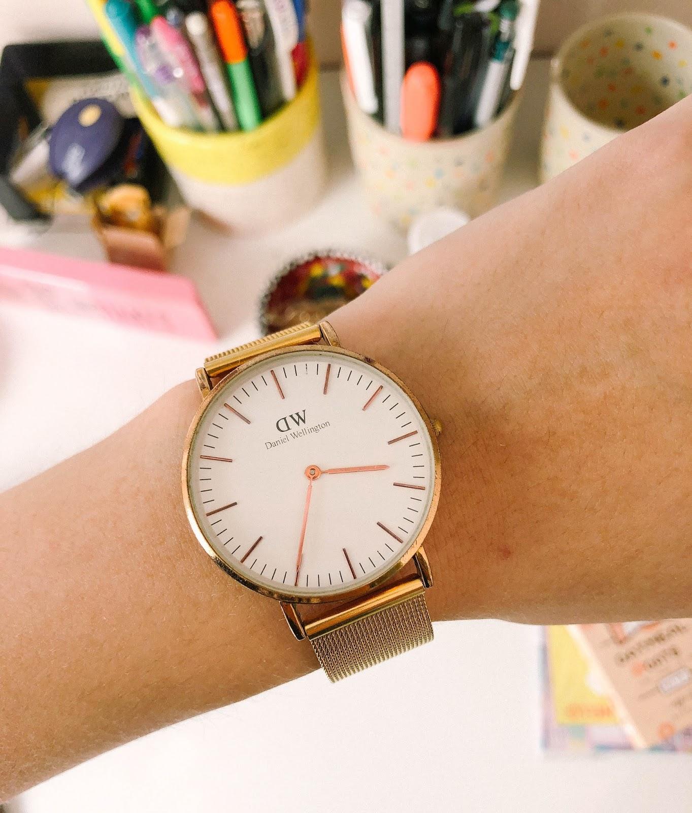 teto Aliexpress stationery products haul review selection  - daniel Wellington watch strap aliexpress