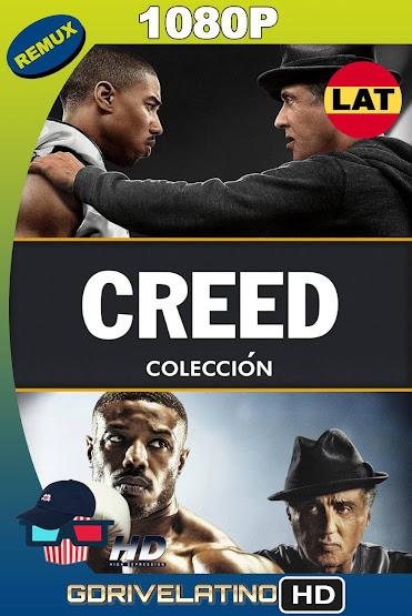 Creed (2015-2018) Colección BDRemux 1080p Latino-Ingles MKV