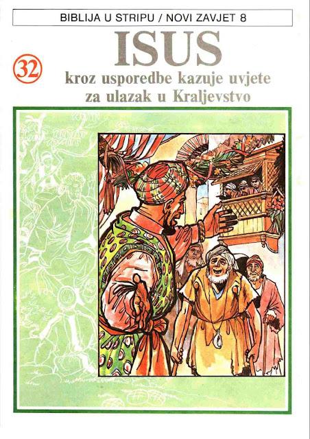 Novi Zavet 8 - Biblija u Stripu