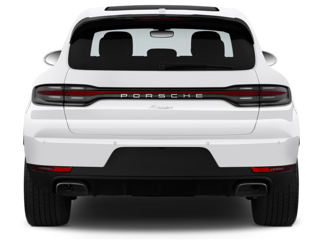2021 Porsche Macan Review