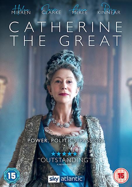 Séries para aprender História de diversos países - Catherine the great - Rússia