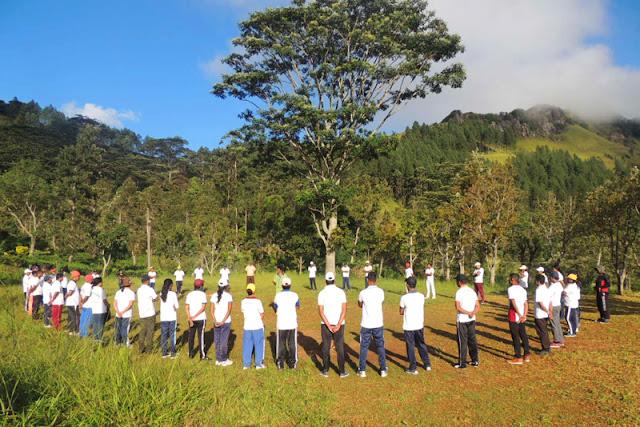 Inilah Jasa Outbound Training Tanjung Selor, Kalimantan Utara