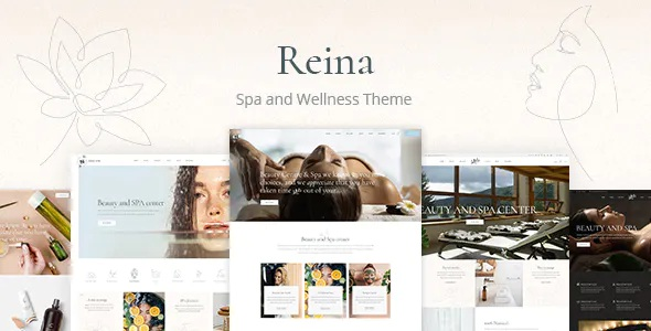 Best Spa and Wellness Theme