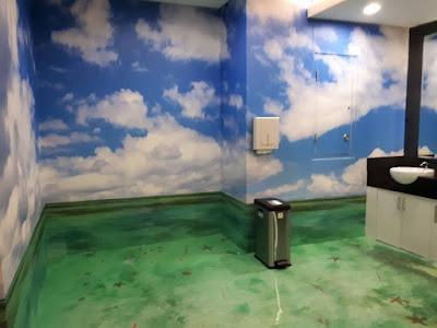 Toilet Bandara