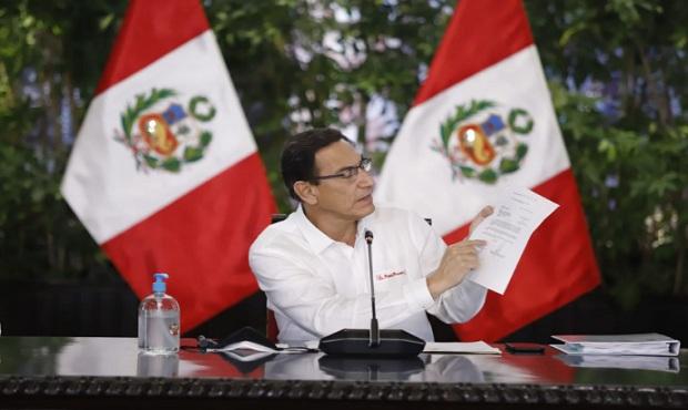 Presidente Vizcarra promulga ley para detección oportuna y atención del cáncer infantil