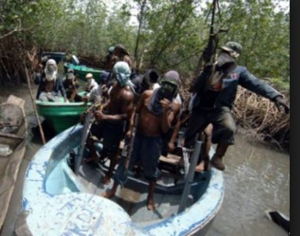 Ijaw Militants in Lagos creeks cry out: We're ready to surrender