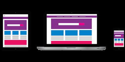 ➤ Diseño  web responsive